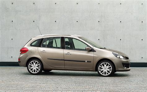 Renault Clio 2007 by 2007 Renault Clio Iii Estate Pictures Information And