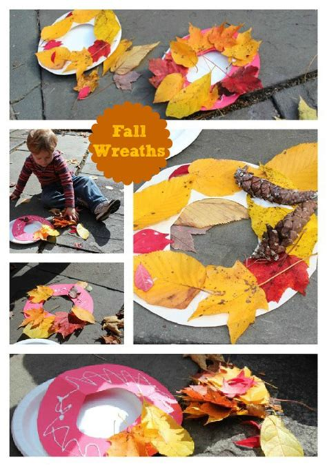 cool fall crafts for 5 ways to celebrate fall activities