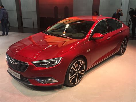 Opel Insignia Specs by New Vauxhall Insignia Prices Specs Release Date Carbuyer