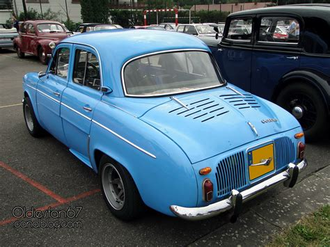 Renault Dauphine by Renault Dauphine Ondine Tous Les Messages Sur Renault