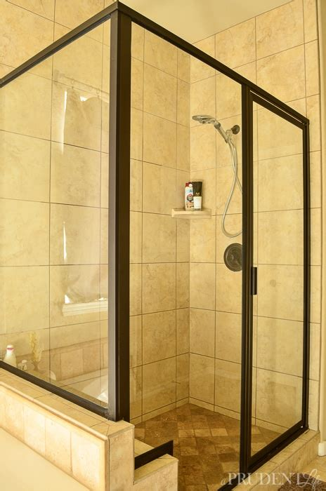 how to clean glass shower doors with water stains cleaning glass shower doors with vinegar win glass