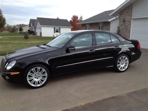 Mercedes For Sale By Owner by 2008 Mercedes E Class For Sale By Owner In Ogden Ia
