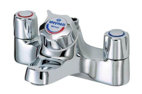 Bath Mixer Tap Shower meynell bonus thermostatic bath shower mixer pebs0026 1p