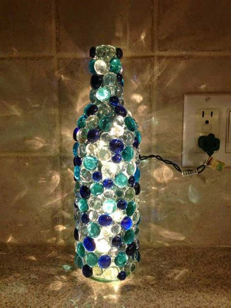 things to do with lights 20 awesome ideas how to make wine bottle lights