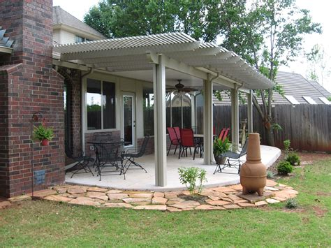 patio cover ideas designs relax a patio cover or arbor in oklahoma city