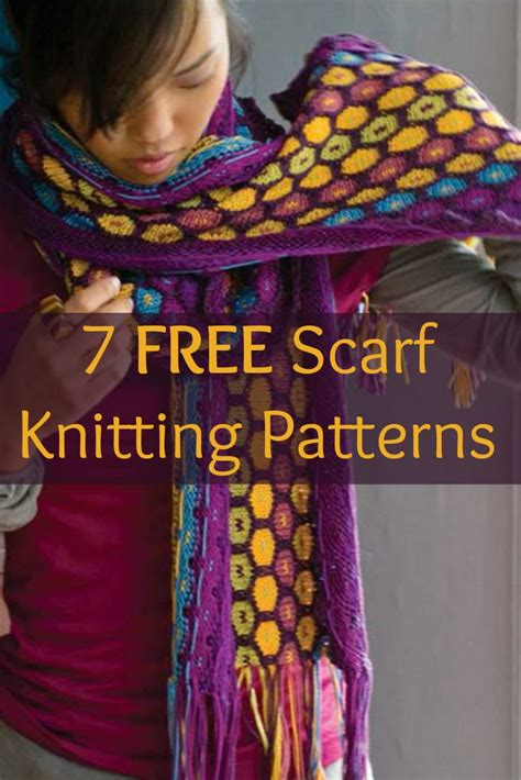 knitting daily patterns 17 best images about scarf knitting patterns on