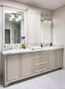 bathroom vanities with mirrors and lights light gray bath vanity cabinets transitional bathroom