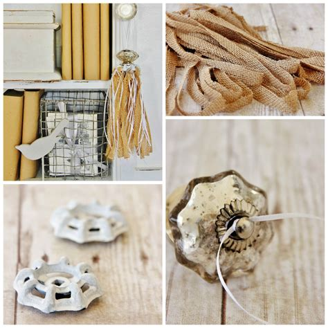burlap crafts projects five easy burlap projects thistlewood farm