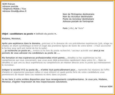 lettre motivation accroche 28 images lettre de motivation qui accroche employment