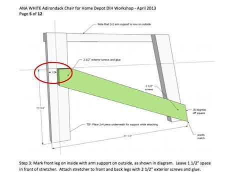 home depot woodworking plans adirondack chair plans home depot house design ideas