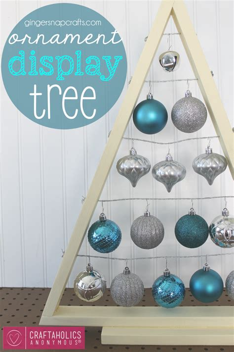diy tree ornaments crafts craftaholics anonymous 174 diy ornament display tree tutorial