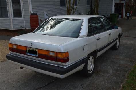 manual cars for sale 1987 audi 5000cs windshield wipe control 1987 audi 5000 cs turbo quattro for sale audi 5000