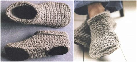 free slipper patterns to knit or crochet slipper boots free crochet pattern how to