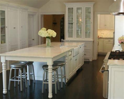 kitchen island leg marble kitchen island traditional kitchen west end cabinet company