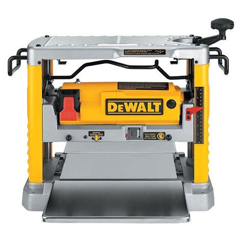 woodwork planer dewalt dw734 15 12 1 2 inch benchtop planer
