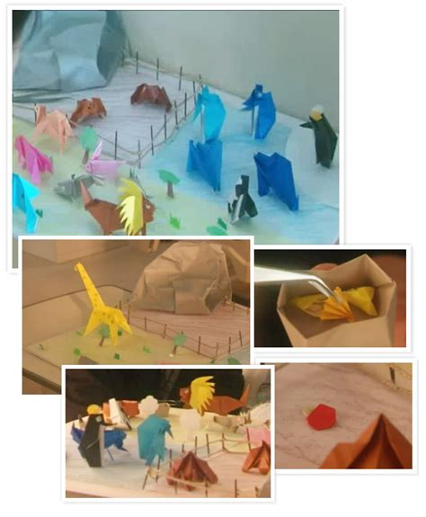 origami zoo animals origami paper zoo bloomize