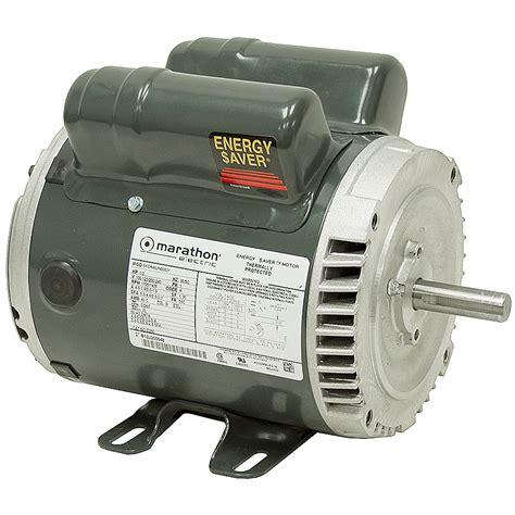 Ac Electric Motors by 1 3 Hp 1725 1425 Rpm 100 120 200 240 Volt Ac Motor