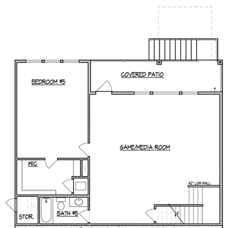 walk out basement floor plans ideas walkout basement floor plans home planning ideas 2018