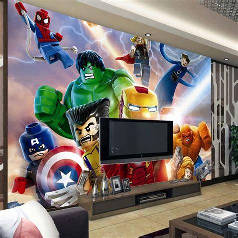 Car Room Wallpaper by Kupuj Wyprzedażowe Lego Mural Od Chińskich Lego