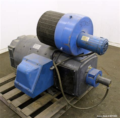 General Electric Dc Motors by Used General Electric 400hp Dc Motor 3 500 Volt