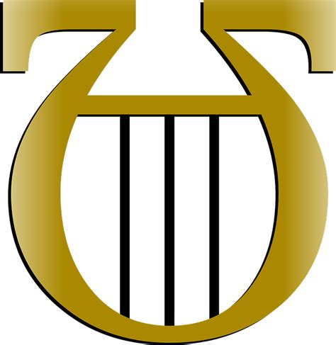 lyre musical instrument free vector graphic lyre lira musical instrument free