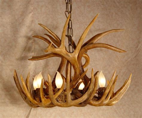 how to make a deer antler chandelier free how to make an antler chandelier