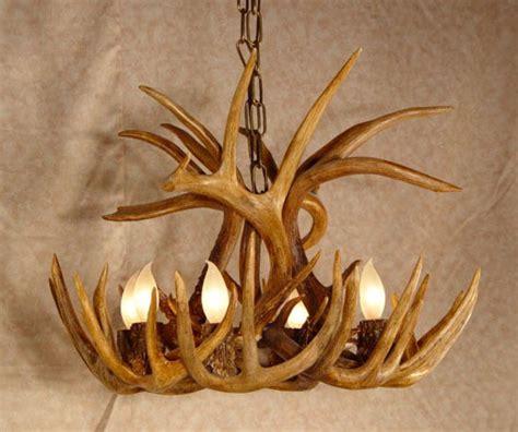 how to make deer antler chandelier how to make an antler chandelier