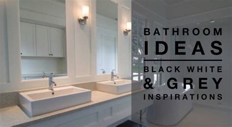 grey and white bathroom ideas bathroom ideas black white grey colour palettedesign