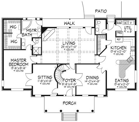plantation house floor plans meghan southern plantation plan 072d 0074 house plans and more