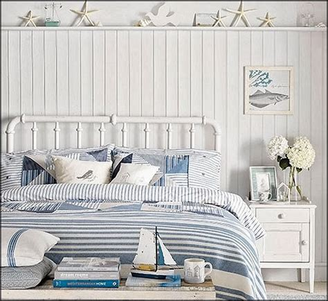 coastal bedroom design decorating theme bedrooms maries manor seaside cottage