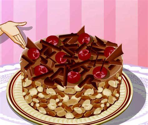 juego de cocinar torta de chocolate juegos - Juegos De Cocinar Chocolates