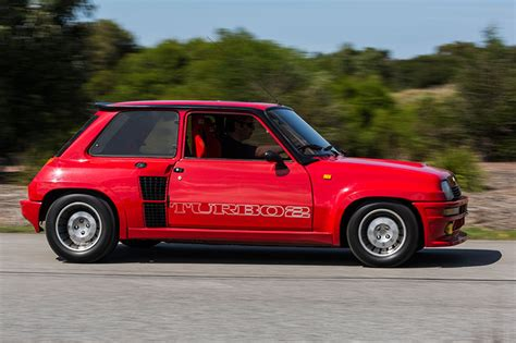 Renault R5 Turbo 2 by 1985 Renault 5 Turbo 2 Review