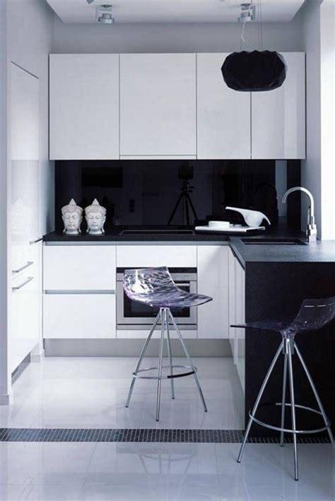 small black and white kitchen ideas design idea of classic black and white kitchen midcityeast