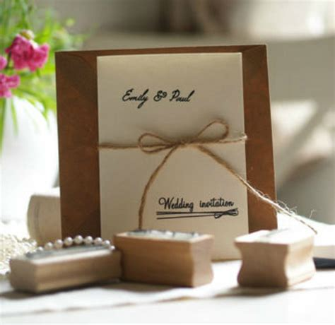 rubber st diy diy wedding invitations personalised rubber sts set by