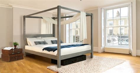 four poster king bed frame four poster bed classic get laid beds