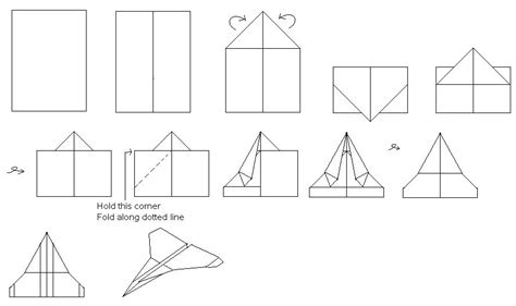 origami airplanes that fly paper airplane ideas
