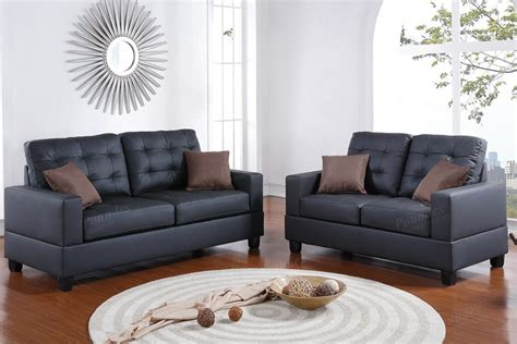 leather sofa and loveseat sets black leather sofa and loveseat set a sofa