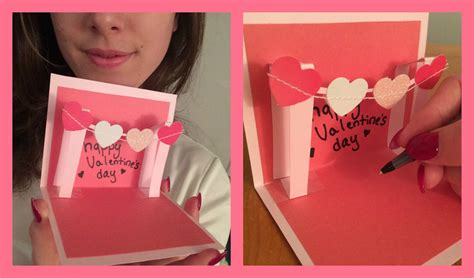 how to make an easy card how to make a pop up s card