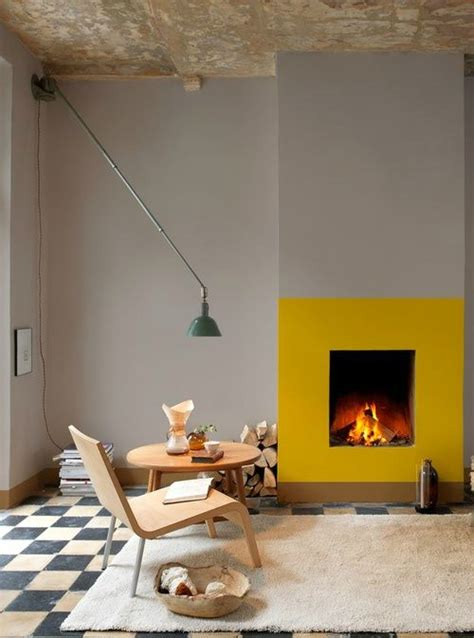 paint colors for fireplace fireplace color ideas turn a dreary fireplace into