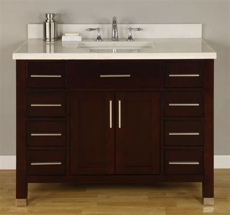 bathroom vanity with top 42 inch bathroom vanity top