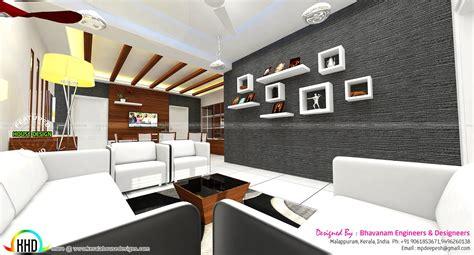 home interior design for living room living room interior decors ideas kerala home design and