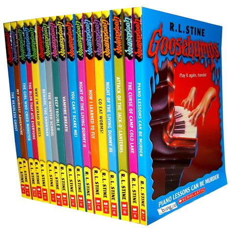 goosebumps books pictures top 10 best selling book series terrific top 10