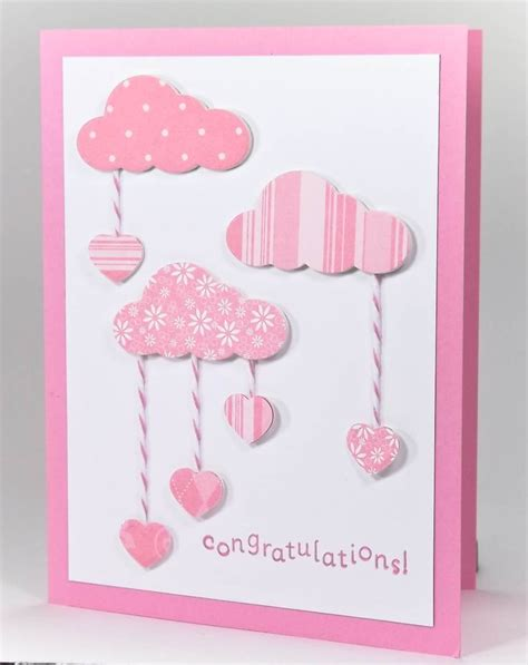 new baby cards to make 25 best ideas about handmade baby cards on