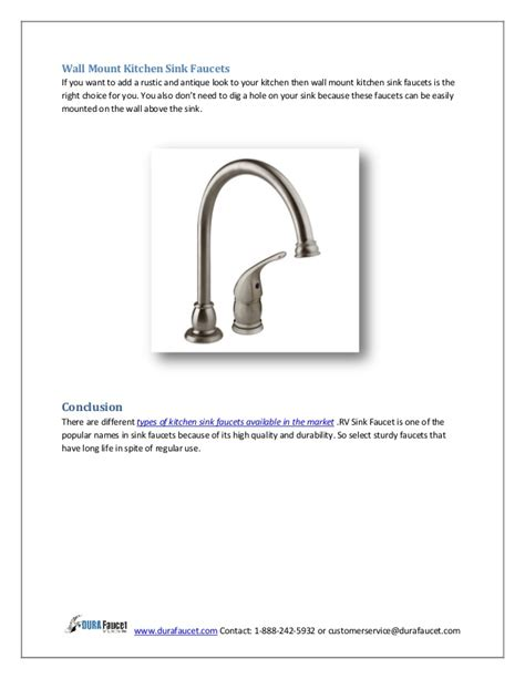 faucet types kitchen types of faucets kitchen 28 images various types of