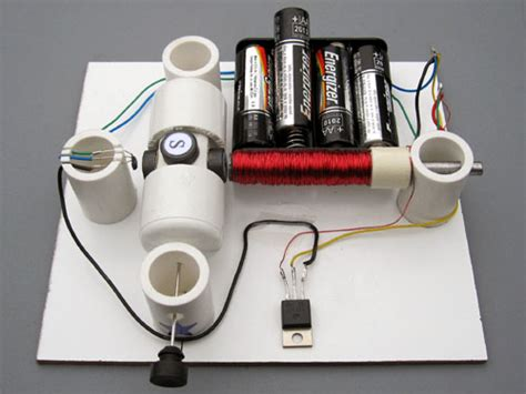 Simple Motor by Kit 6 Simple Electric Motors
