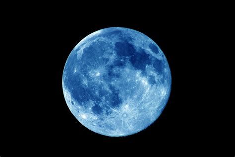 What Is A Blue Moon Universe Today
