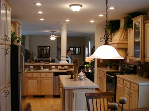 kitchen great room designs pennwest davenport ii model hf114 a ranch style modular