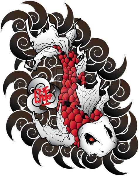 koi tattoo art and designs page 5