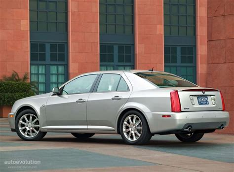 sts at home cadillac sts 2004 2005 2006 2007 autoevolution