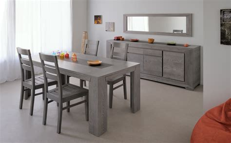 titan gris pack salle 224 manger 3 pi 232 ces degriffmeubles meuble et mobilier direct d usine